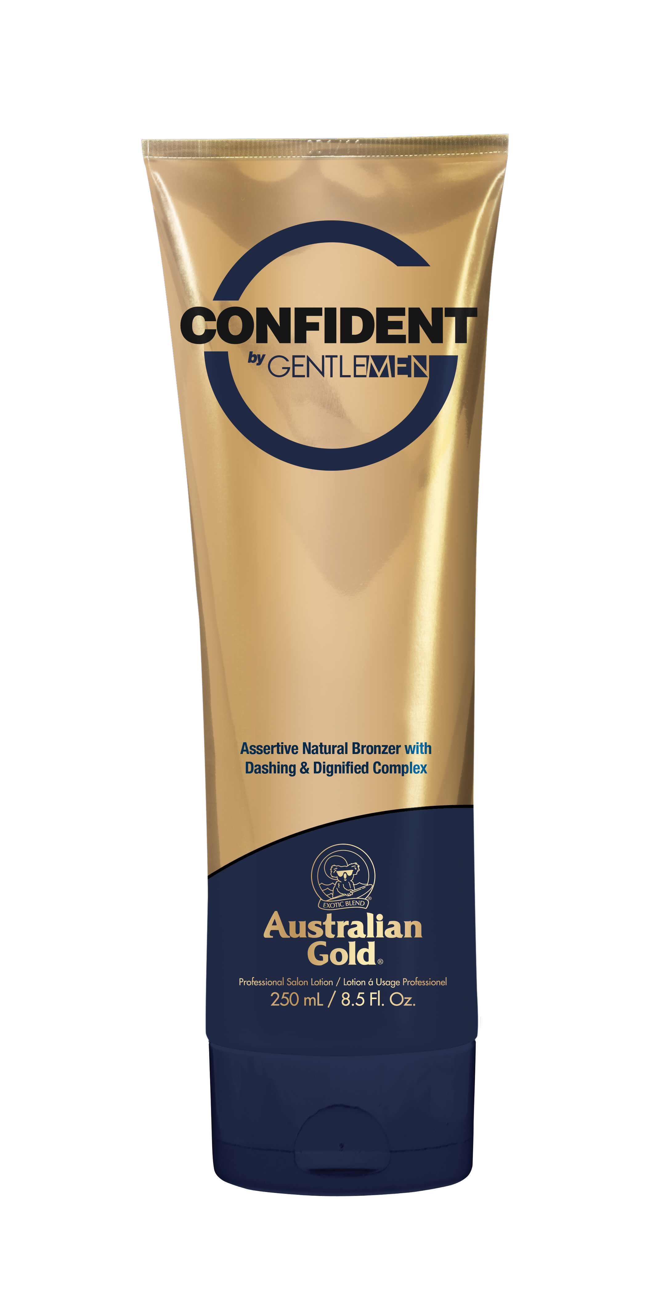 Australian Gold - Confident by G Gentlemen Bronzing Lotion 250 ml