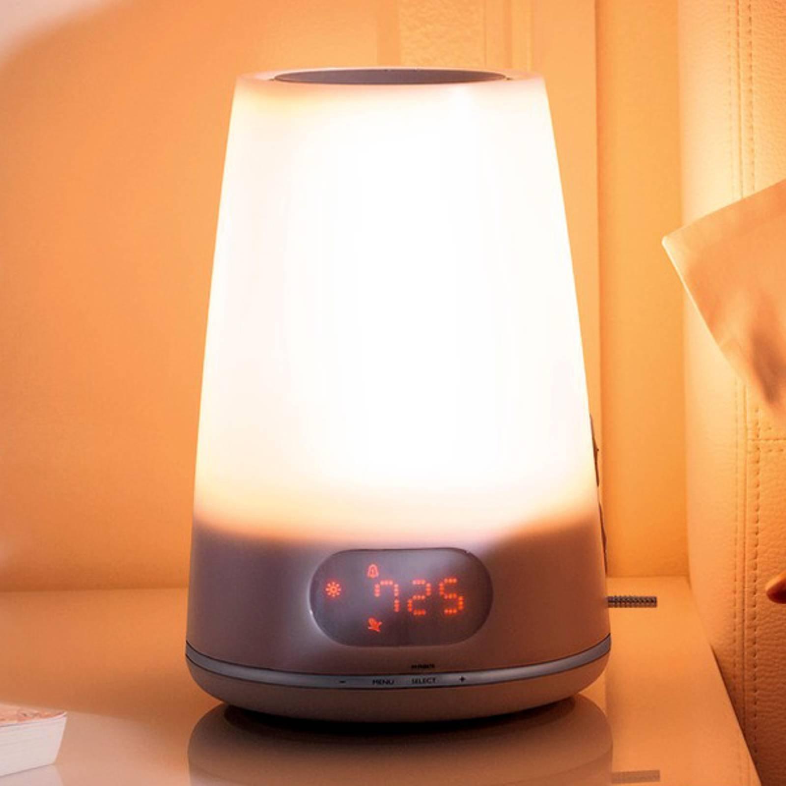 Philips Warmglow E27 LED-pære Rustika 7 W klar