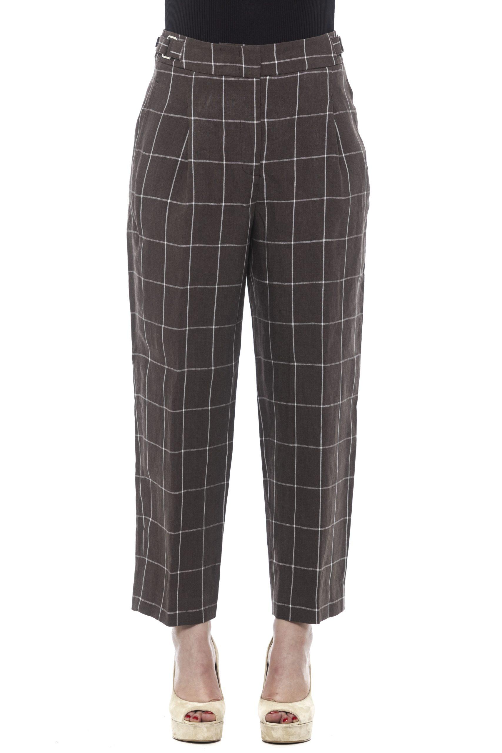 Marrone Jeans & Pant - IT50 | XXL