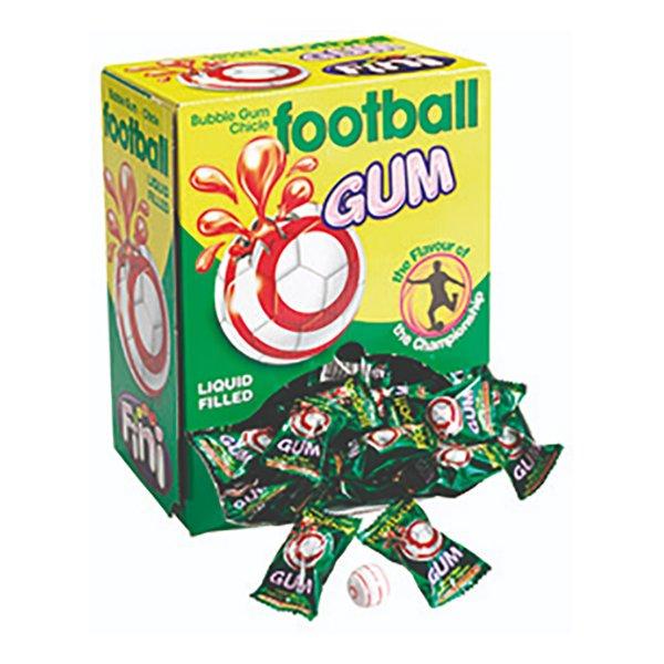 Tuggummi Fotboll Storpack - 200-pack