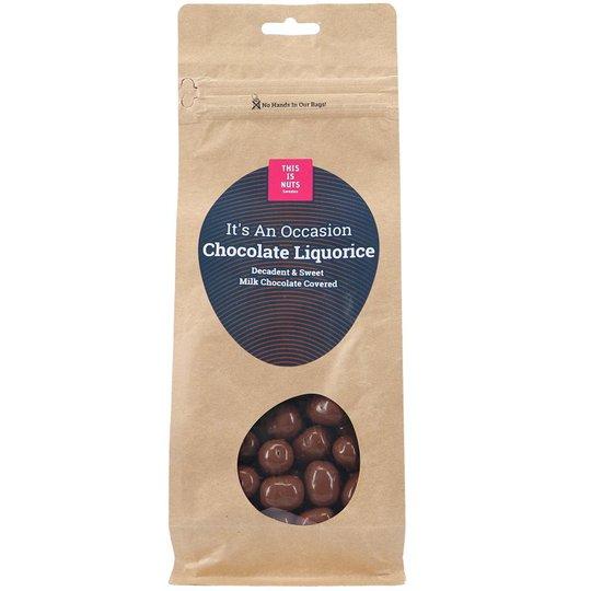 Chokladlakrits - 25% rabatt