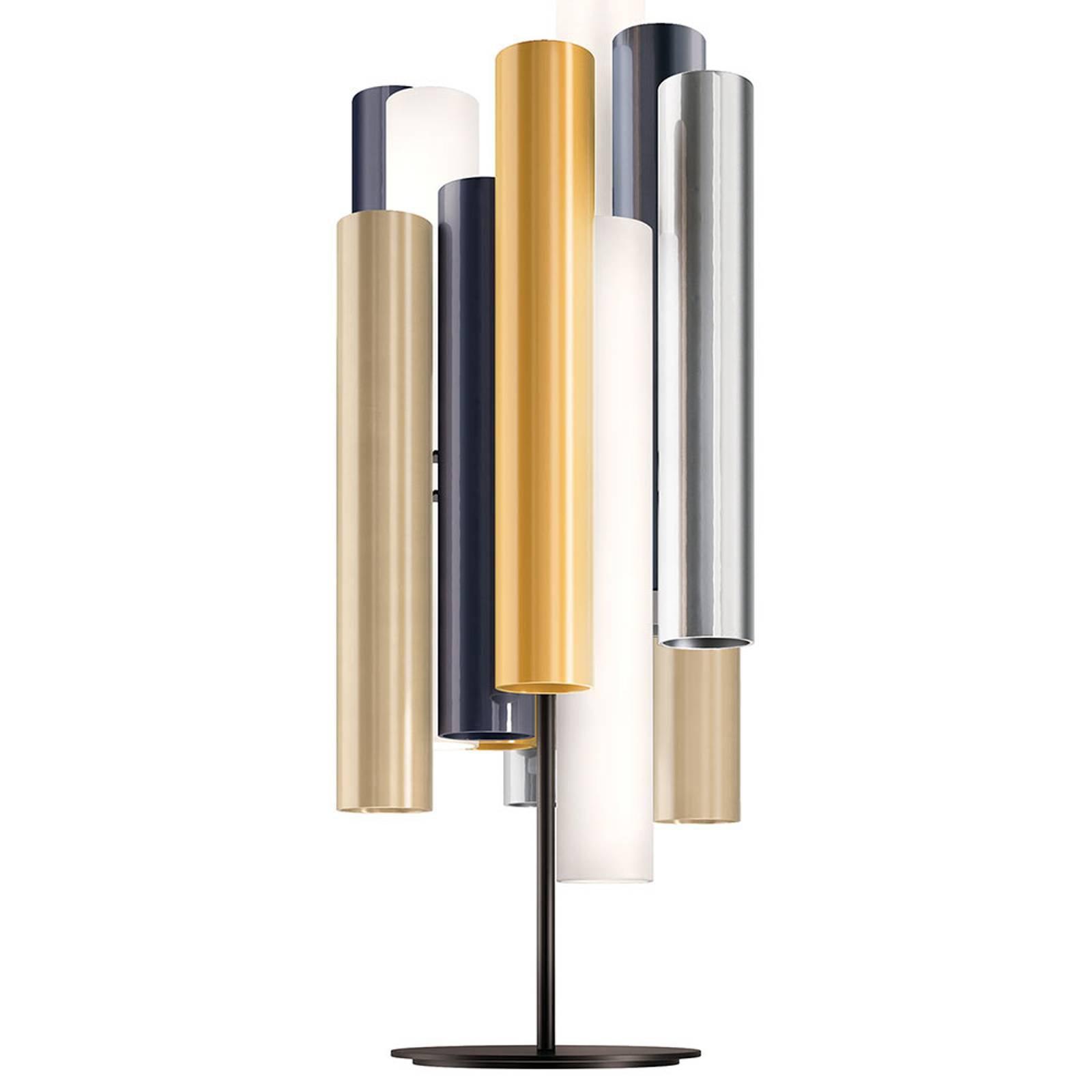 Kundalini Toot - LED-bordlampe med flere farger
