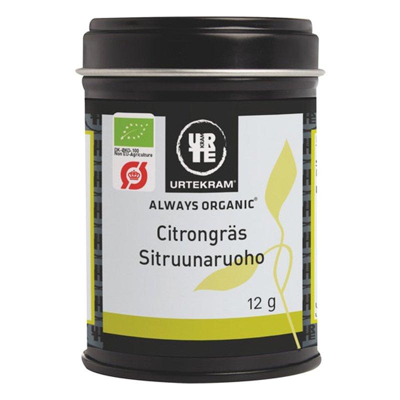 Eko Citrongräs 12g - 40% rabatt