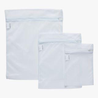 Fred wash bag set/3, White
