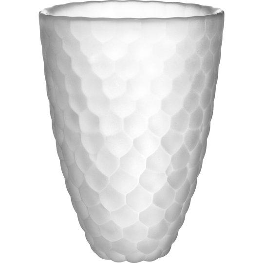 Orrefors Hallon Vas Frostad 16 cm
