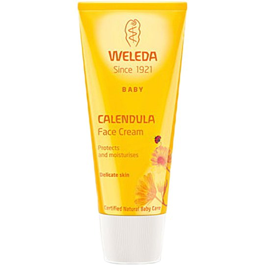 Weleda Calendula Face Cream, 50 ml Weleda Kosteusvoide lapsille