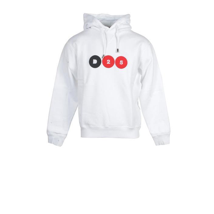 Dsquared - Dsquared Men Sweatshirts - white M
