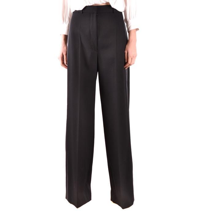 Burberry Women's Trouser Black 166938 - black 38
