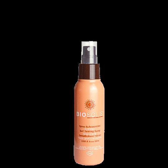 Self Tanning Moisturizing Spray, 100 ml