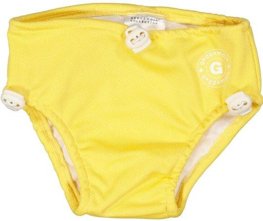 Geggamoja UV-Badebleie, Yellow, 50-56