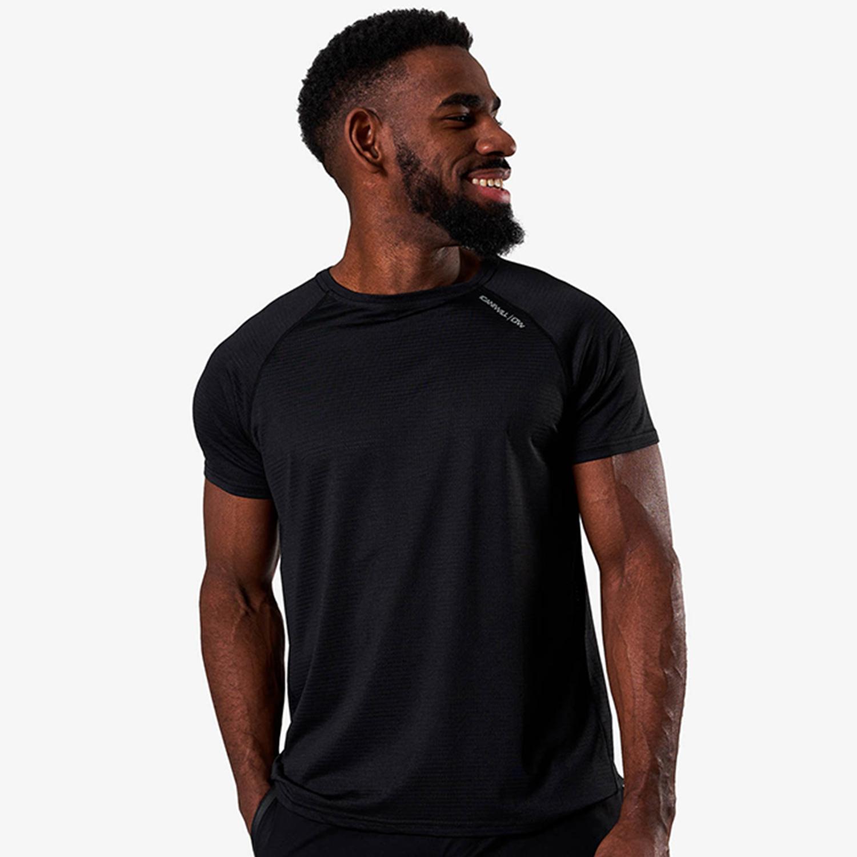 Training Mesh T-shirt v2, Black