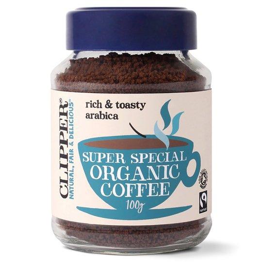 Clipper Super Special Organic Coffee, 100 g