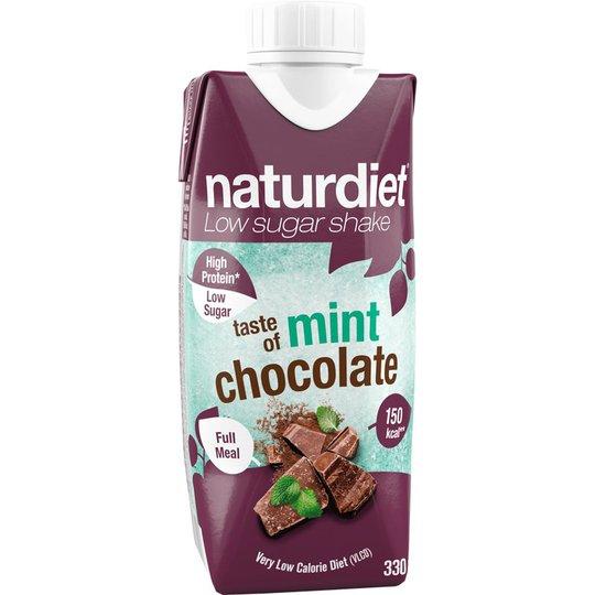 Måltidsersättningsshake Mint & Chocolate - 25% rabatt