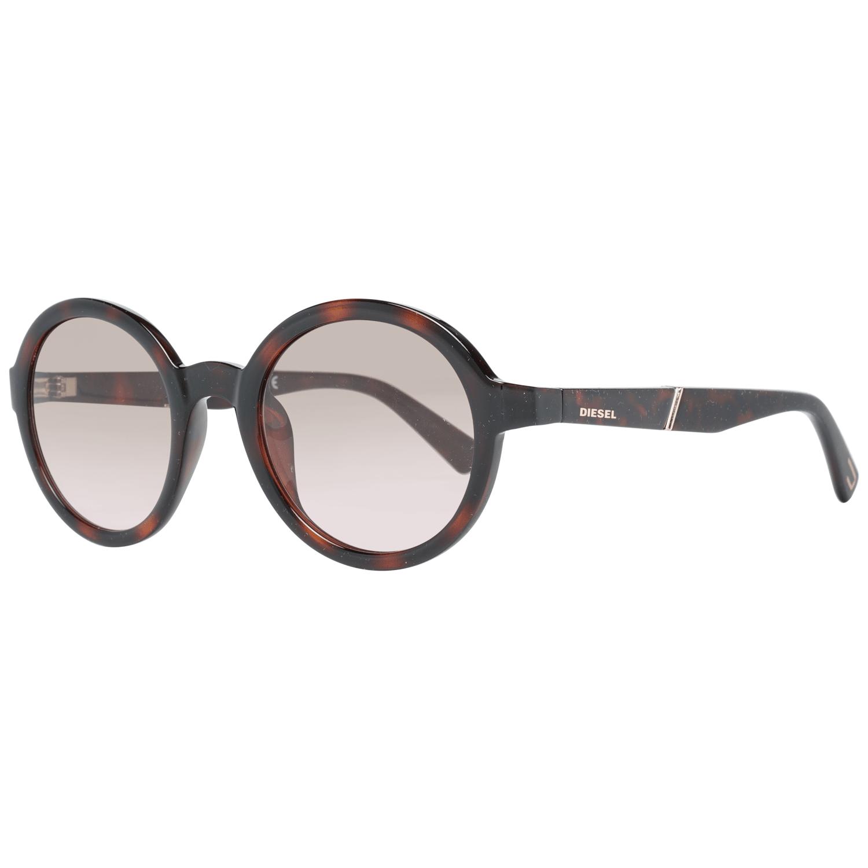 Diesel Unisex Sunglasses Brown DL0264 4852P