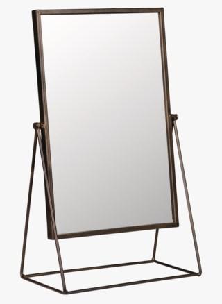 Reflection peili hiilenharmaa