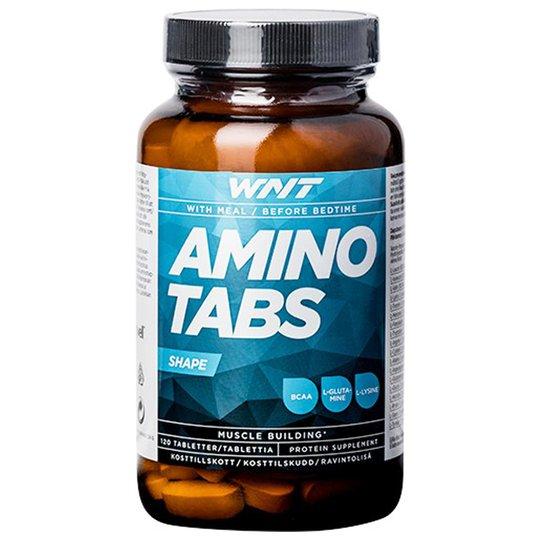 """Ravintolisä """"Amino"""" 120-pack - 23% alennus"""