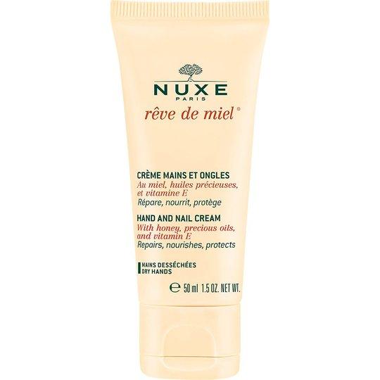 NUXE Rêve De Miel Hand and Nail Cream, 50 ml Nuxe Käsivoiteet