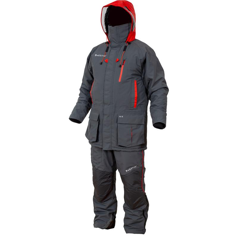 Westin W4 Extreme Wintersuit 3XL Varmedress - Steel Grey