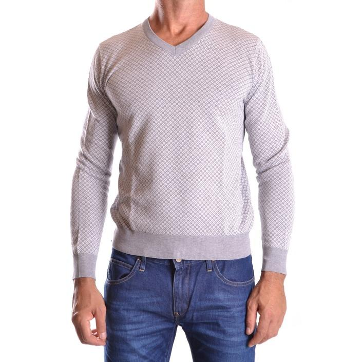 Altea Men's Sweater Grey 160718 - grey S