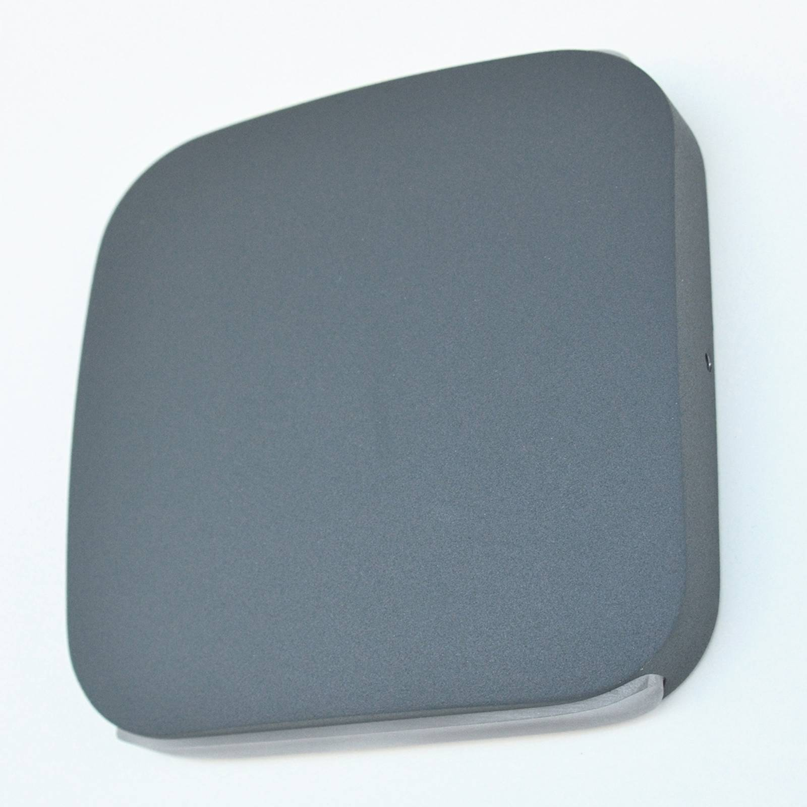 LED-ulkoseinälamppu Astuccio, tummanharmaa