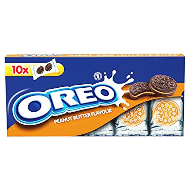 """Kex """"Oreo Peanut Butter"""" 220g - 43% rabatt"""