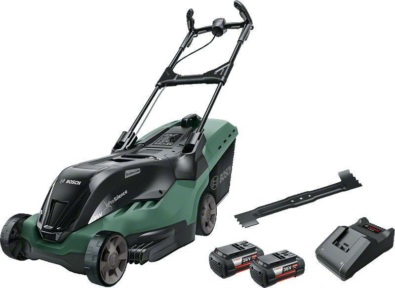 Bosch - Akku Advanced Rotak 36-905 Electric Lawnmower (Battery Included)