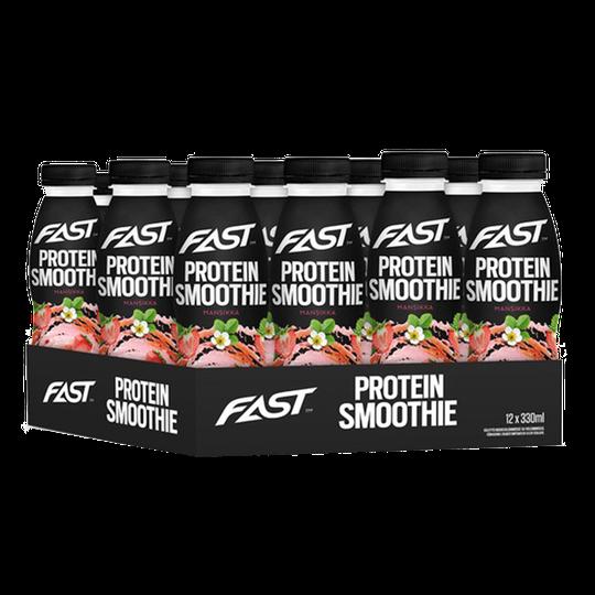 12 x Natural Protein Smoothie, 330 ml