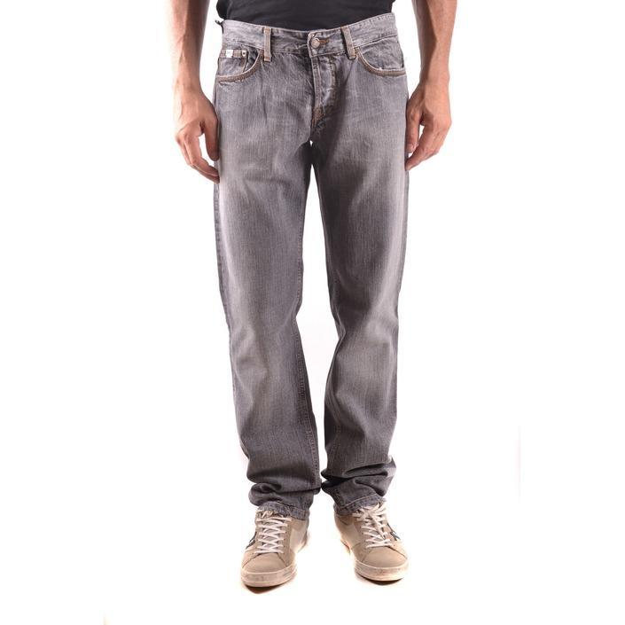 Daniele Alessandrini Men's Jeans Grey 163191 - grey 32