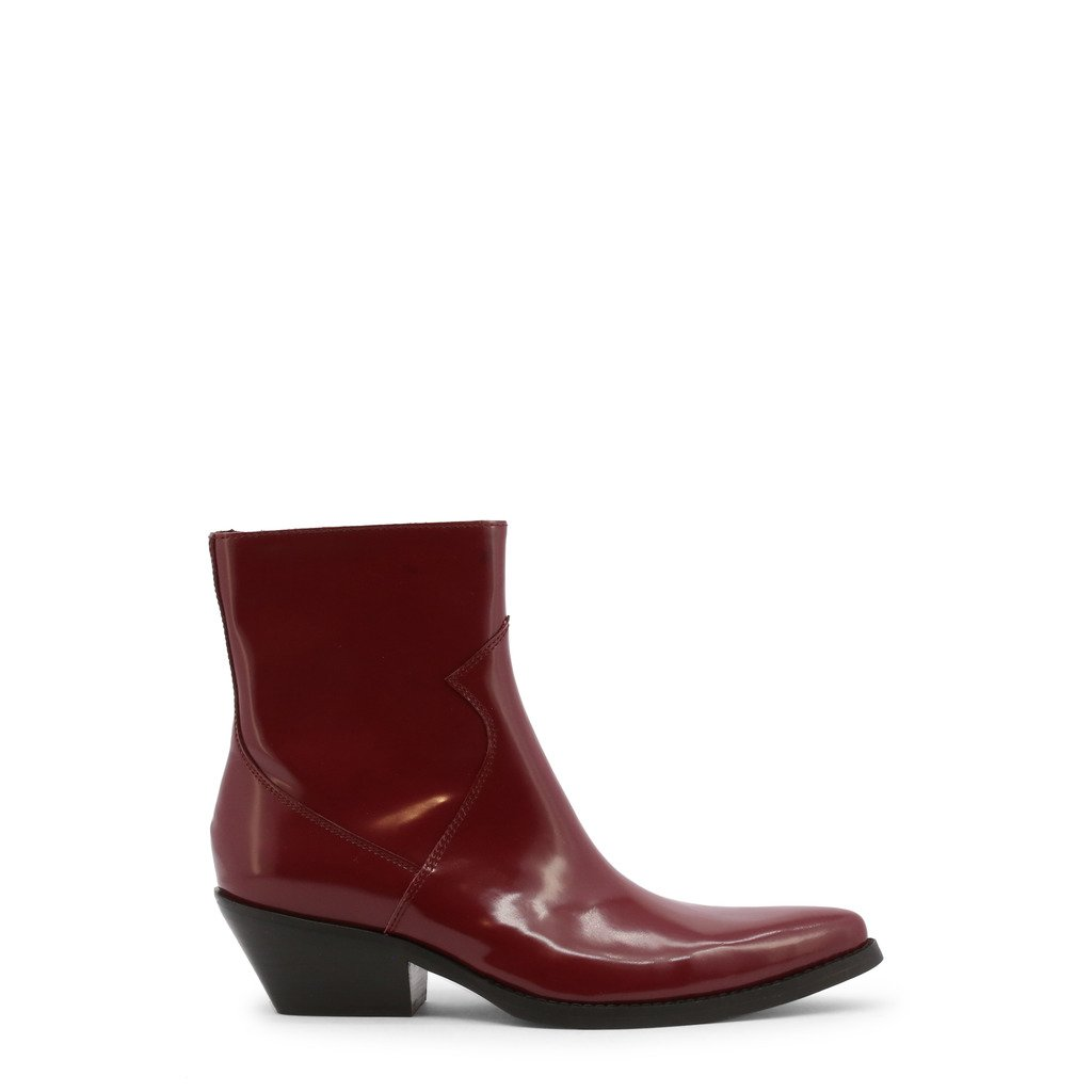 Calvin Klein Women's Ankle Boots Red 349300 - red EU 36