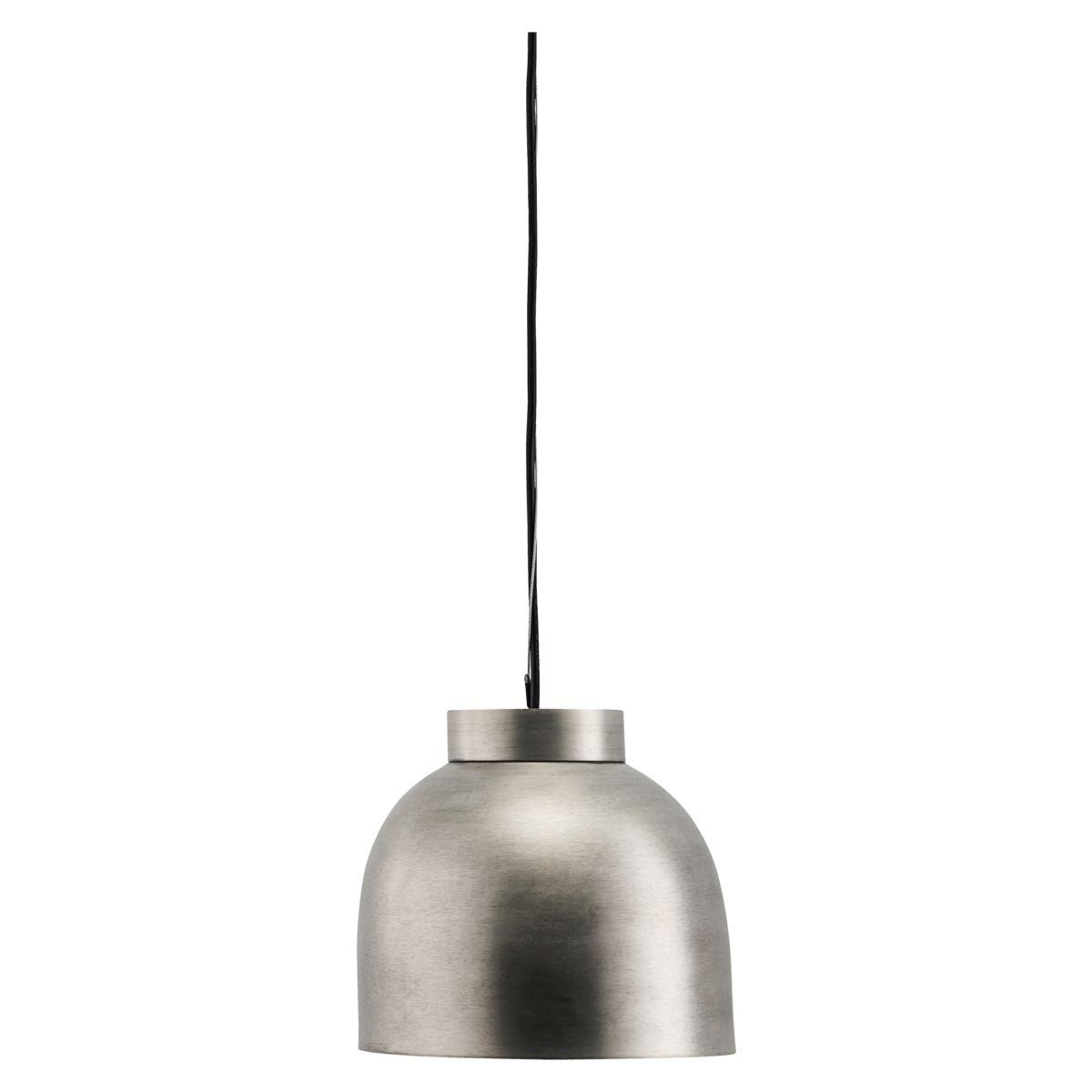 Lampa, Bowl, Gunmetal House Doctor