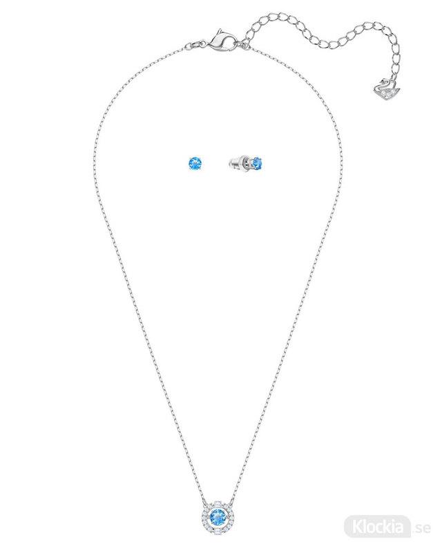 Swarovski Halsband o Örhängen Sparkling Set 5480485