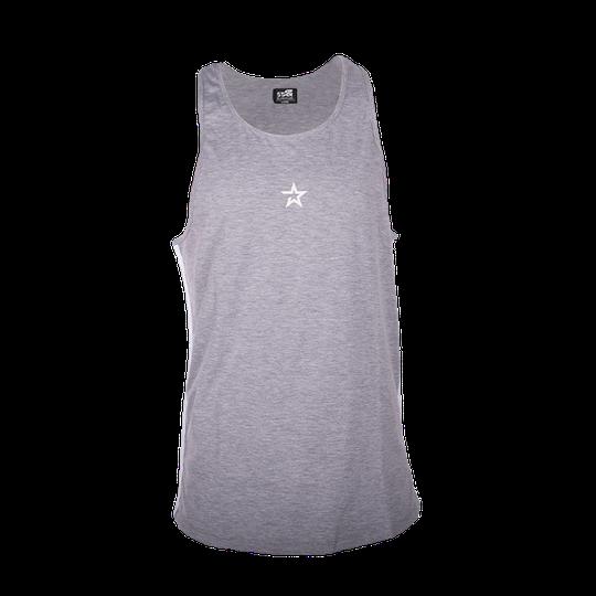 Star Nutrition Tank Top, Grey Melange