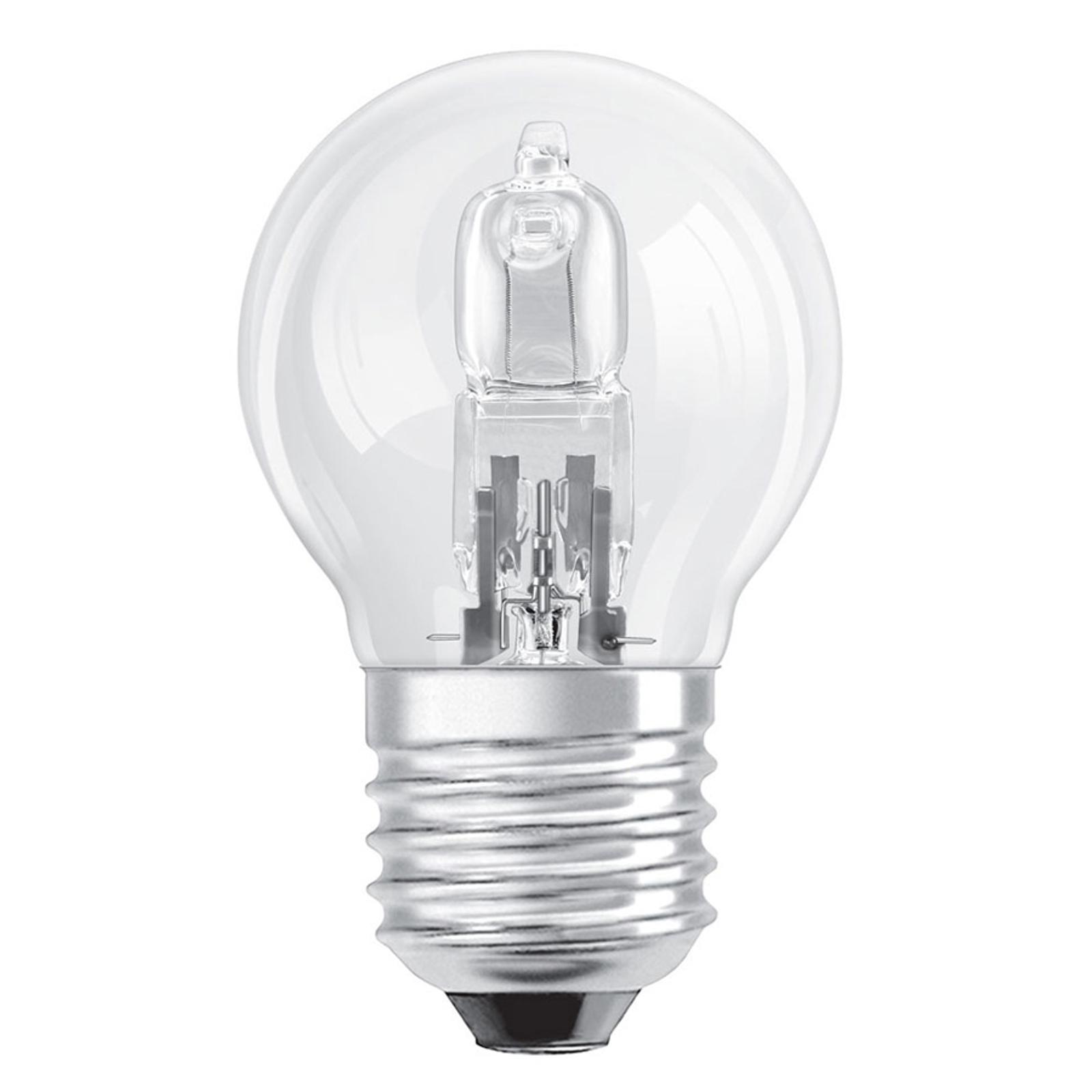 E27 20 W halogeenipisaralamppu CLASSIC P