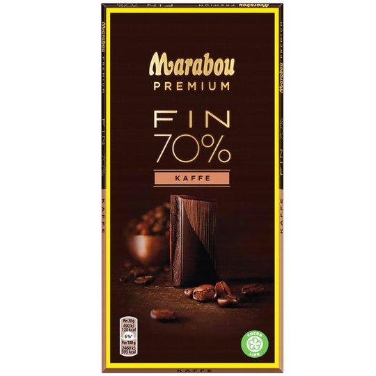 """Mörk Choklad """"Kaffe"""" 100g - 37% rabatt"""