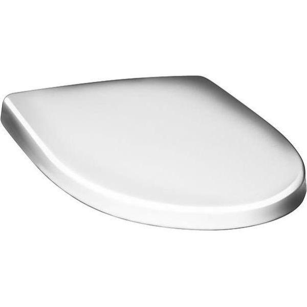 Gustavsberg Nautic H WC-istuinkansi valkoinen, saranoilla