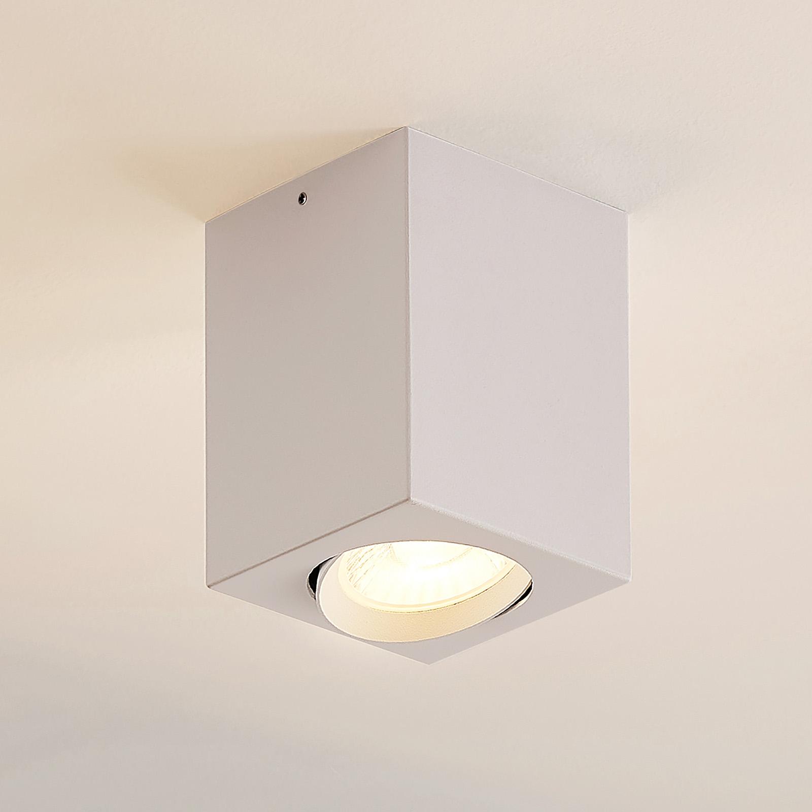 Arcchio Basir LED-kohdevalo, valkoinen, 8 W