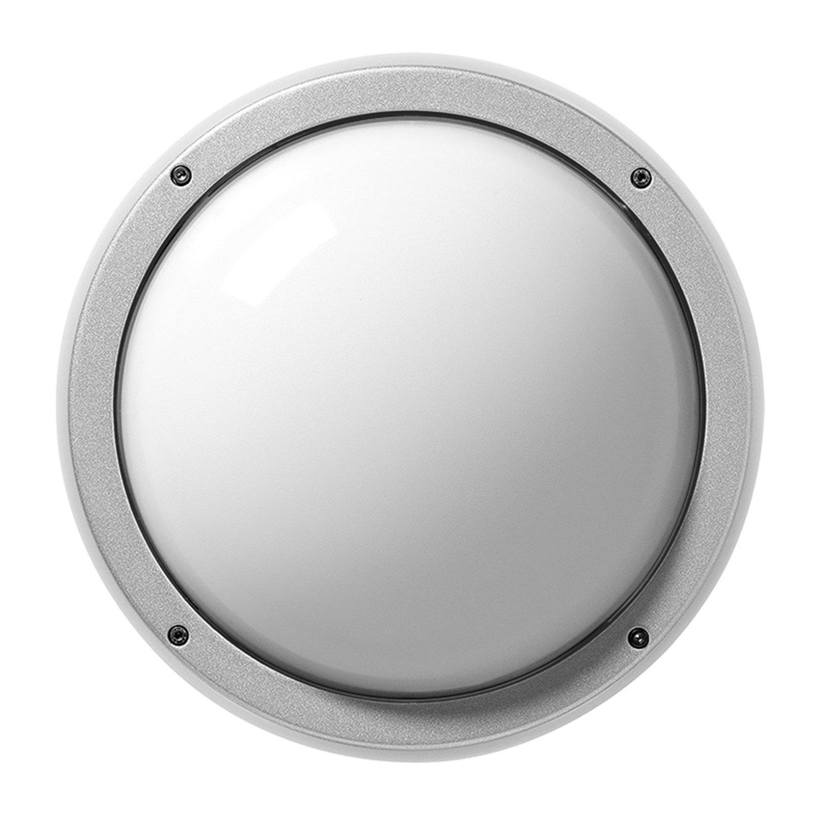 LED-vegglampe Eko+26 LED, 3 000 K, hvit