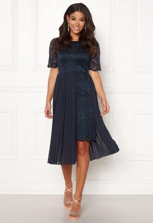 Happy Holly Kajsa dress Dark blue 32/34