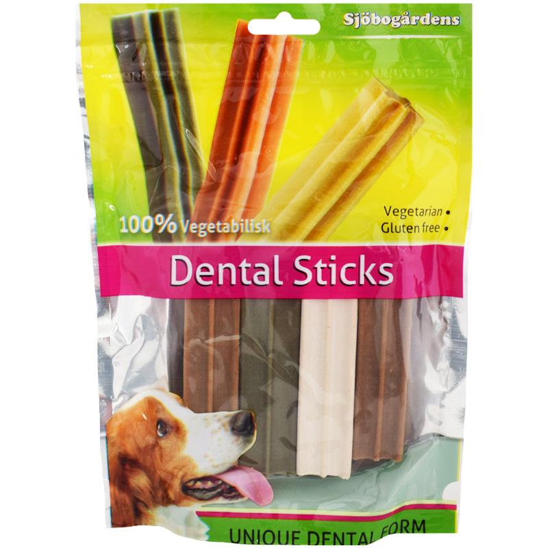 Puruluut Dental Sticks 4kpl - 70% alennus