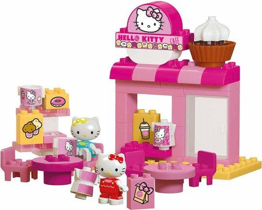 Hello Kitty Café Lekesett