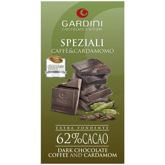 """Choklad """"Coffee & Cardamom"""" 80g - 48% rabatt"""