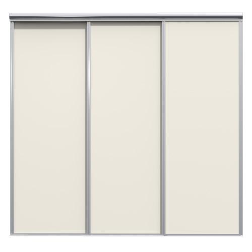 Mix Skyvedør Hvit 2830 mm 3 dører
