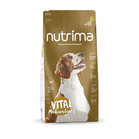 Nutrima Vital Medium Breed (2 kg)