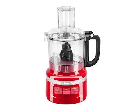 Foodprocessor Rød 1,65 liter