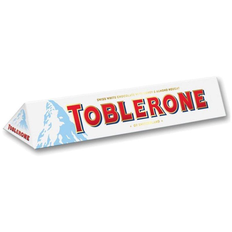 Toblerone White - 25% rabatt