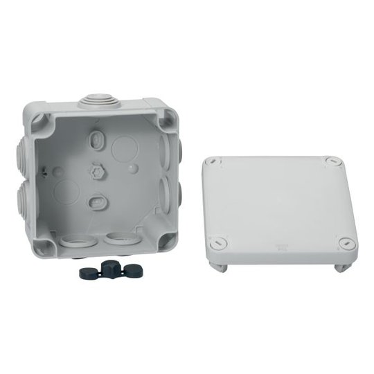 Schneider Electric IMT05025 Kytkentärasia 105x105x55 mm, pinta-asennus valkoinen