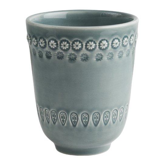 PotteryJo - Daisy Mugg 35 cl Cement