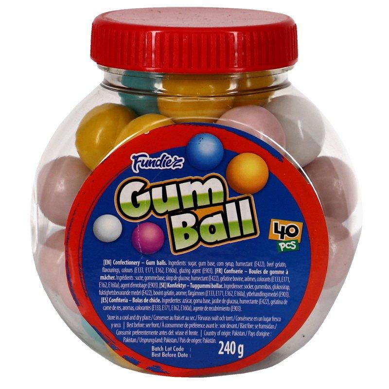 Tuggummin Gum Ball - 40% rabatt