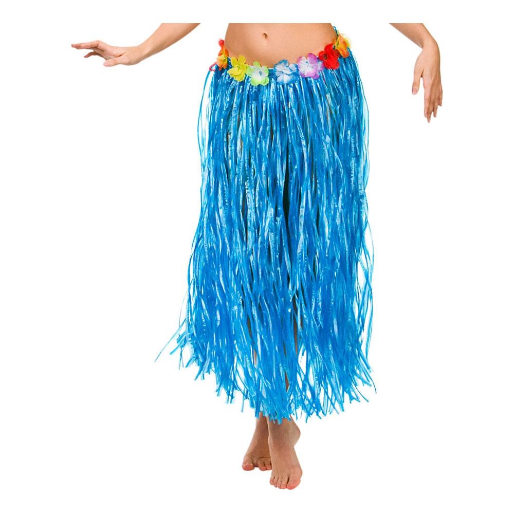 Hawaiikjol Blå - One size