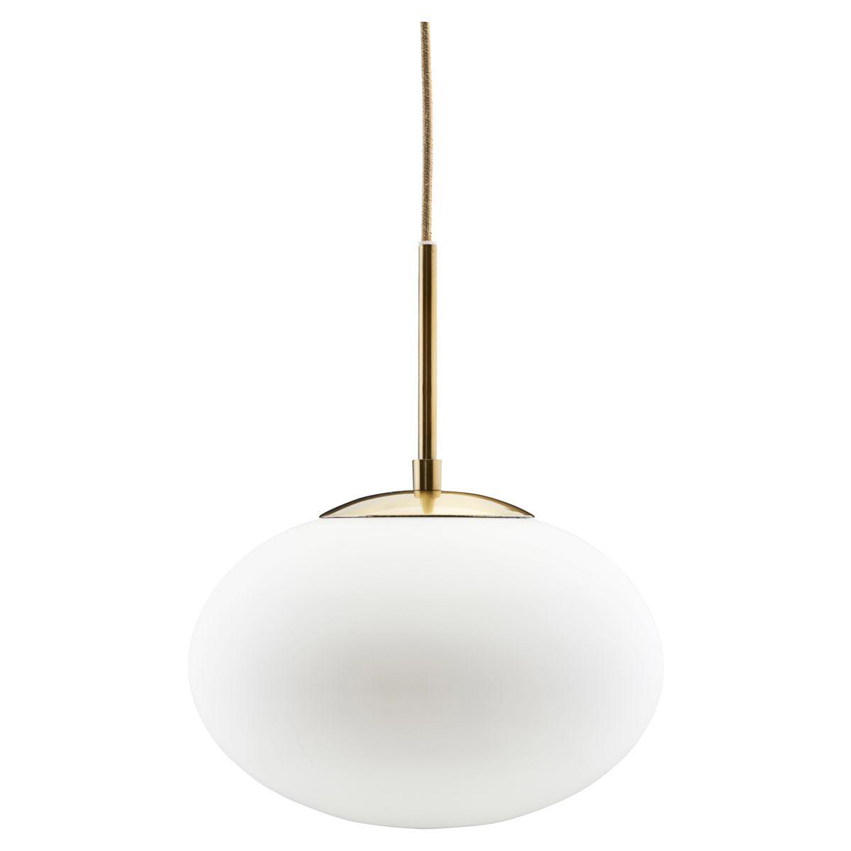 Lampa, Opal, Vit House Doctor